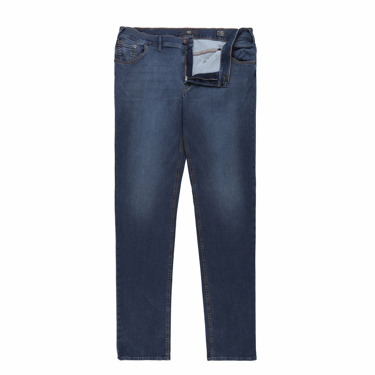 Brax Chuck Jeans in Dark Denim