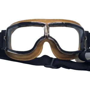 Big Mens Motorcycle Riders Goggle