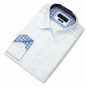 Gloweave 2036L Plain Shirt in White