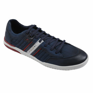 Ferracini Caesar Casual Shoe in Navy