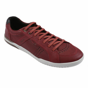 Ferracini Lenox Casual Shoe in Red