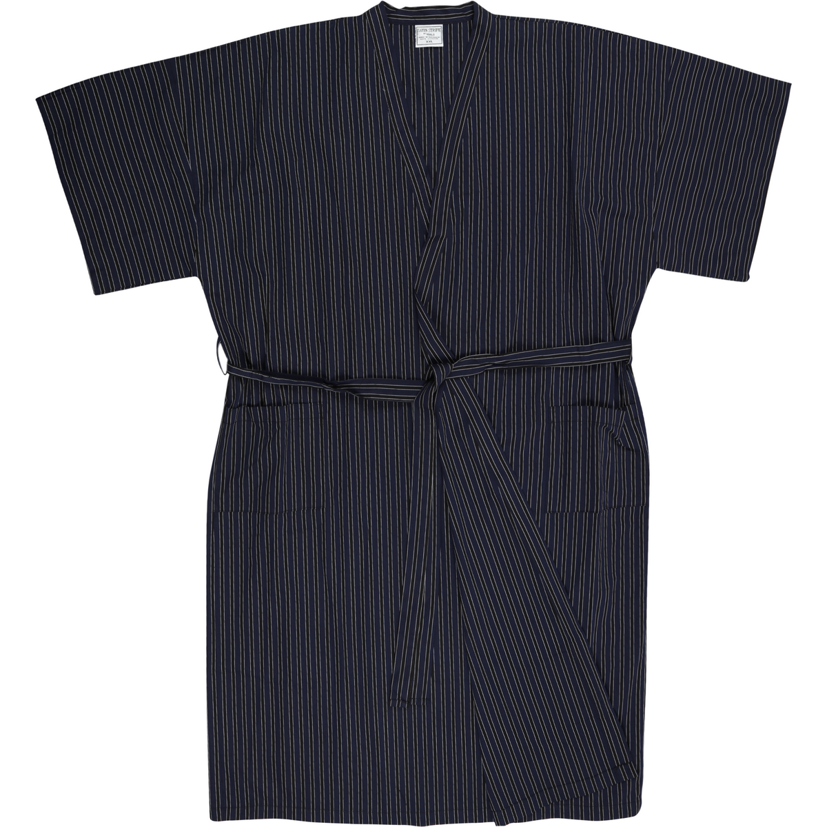 Koala Night Gown in Navy - Ron Bennett Big Men's Clothing - 1
