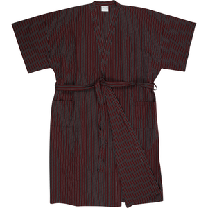 Koala Night Gown in Burgandy - Ron Bennett Big Men's Clothing - 1