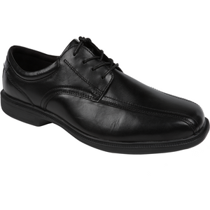 Florsheim 'Braydon' Shoe in Black - Ron Bennett Big Men's Clothing - 1
