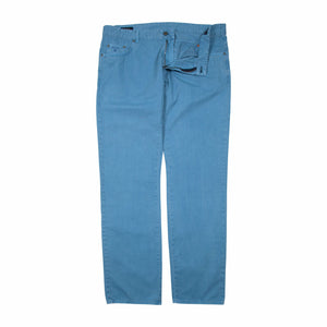 Gant Tyler Twill Jeans in Blue - Ron Bennett Big Men's Clothing - 1
