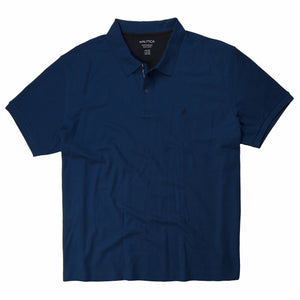 Nautica Performance Polo in Estate Blue