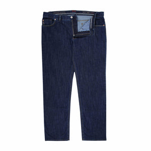 Brax Cooper Jeans in Denim - Ron Bennett Big Men's Clothing - 1