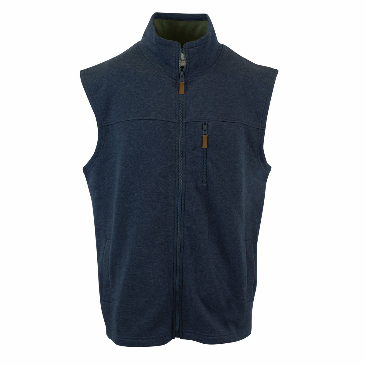 Gloweave 5203FL Zip Through Vest