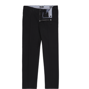Brax Evans Chino in Black