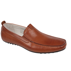 Florsheim 'Corona' Shoe in Brown - Ron Bennett Big Men's Clothing - 1