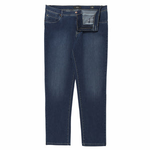 Brax Cadiz Blue Denim Stretch Jeans