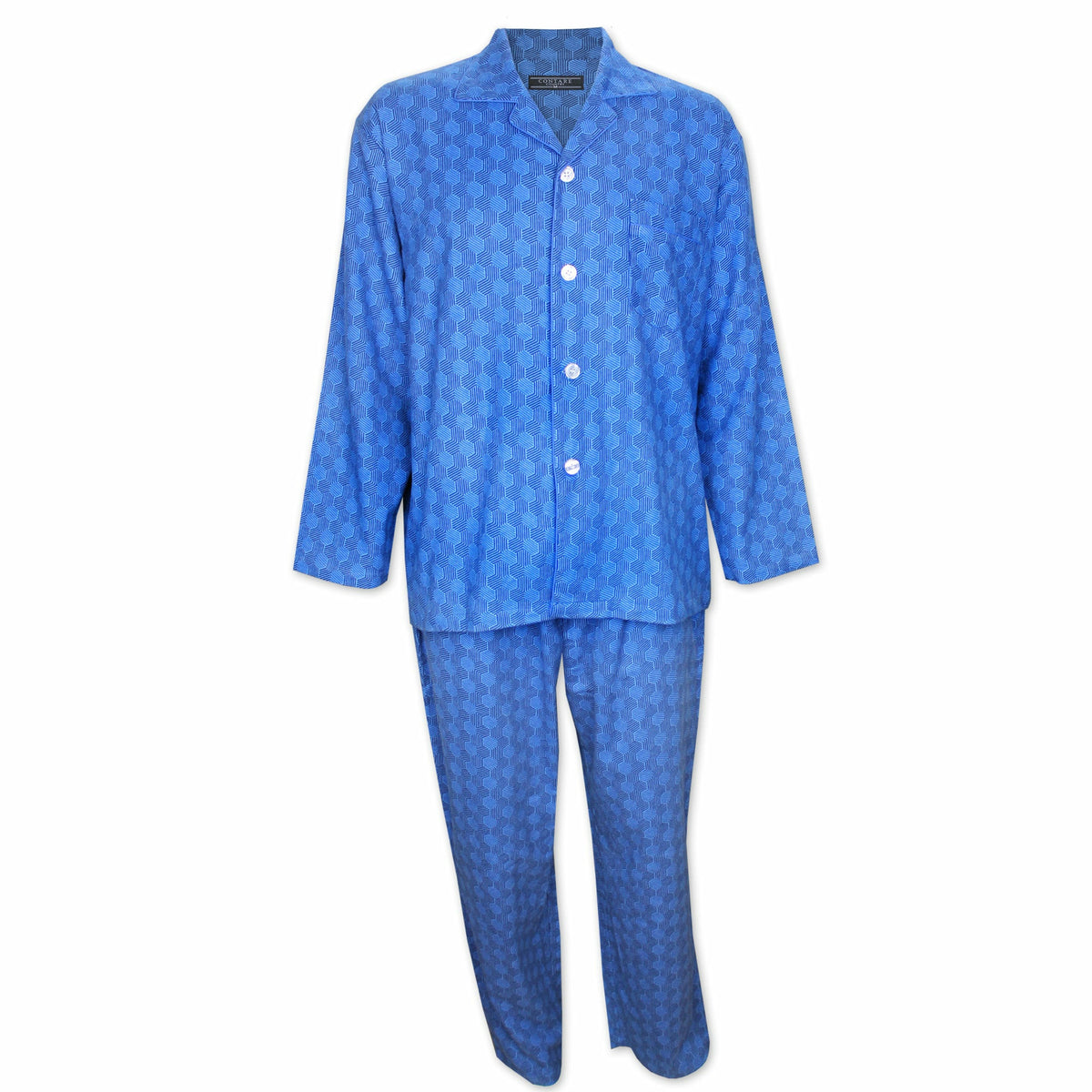 Contare A535000 Cotton Flannelette PJ Set