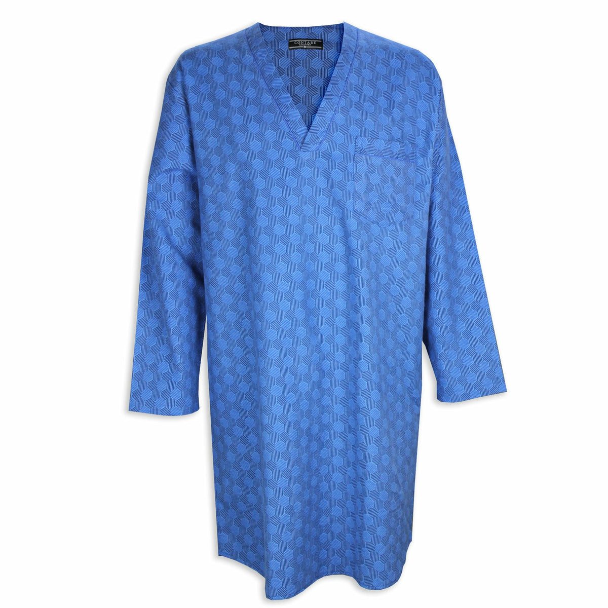 Contare A565000 Flanneleltte Night Shirt