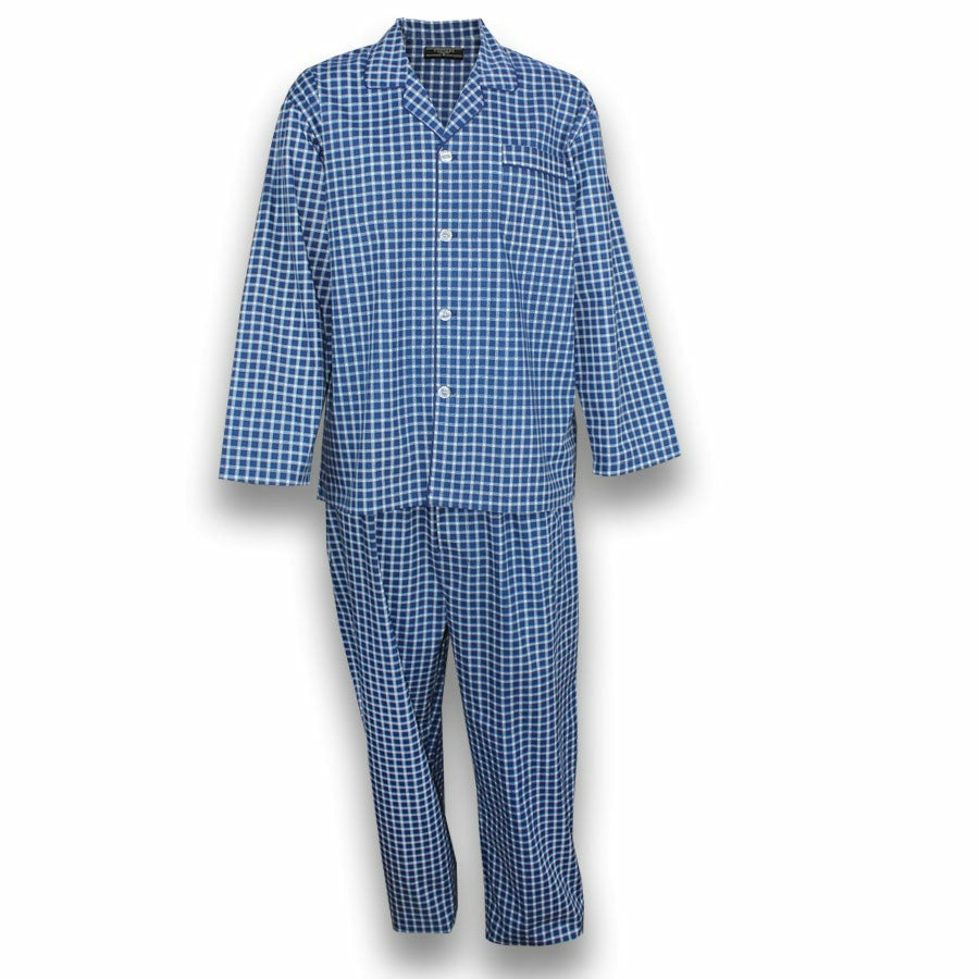Contare A835000 Cotton Rich Long PJs Set