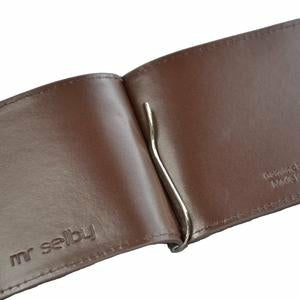 Brown Apollo Leather Card Holder