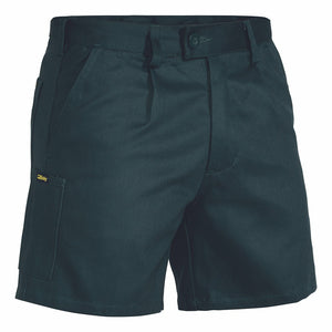 Bisley Cotton Drill Work Shorts