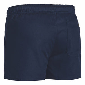 Bisley Cotton Drill Rugby Shorts