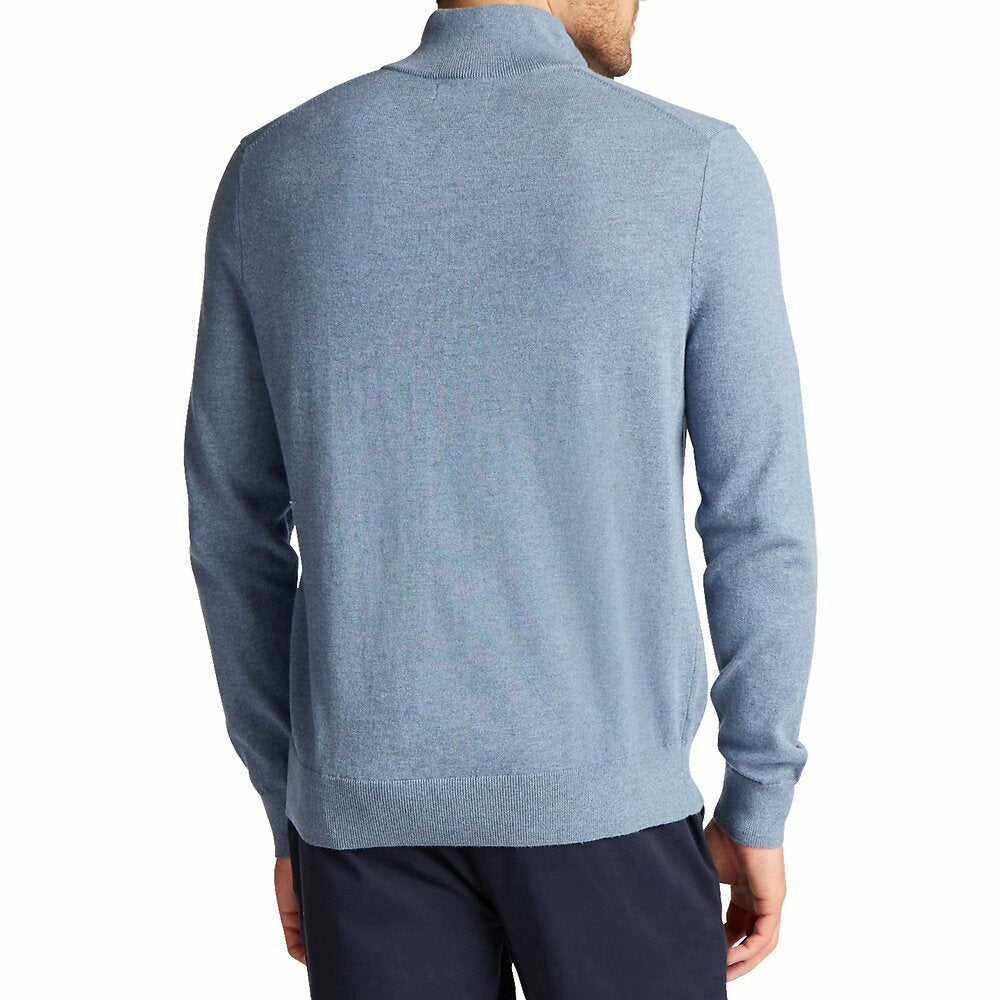 Nautica Navtech Quarter-Zip Sweater