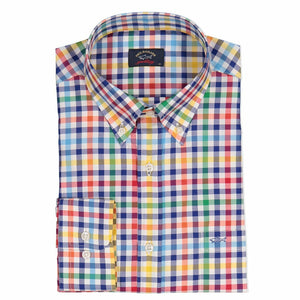 Paul & Shark Multi Check Shirt