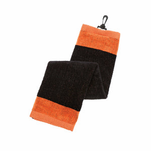 Big Men's Cotton 2 Tone Golf Towel