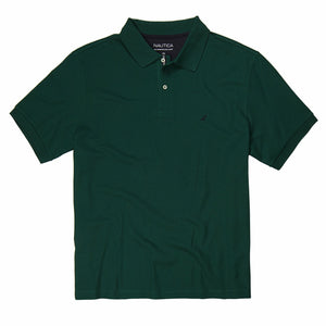 Nautica Deck Polo in Tidal Green
