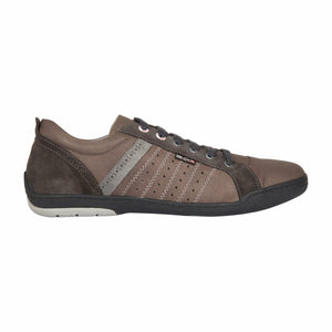 Ferracini Vienti Casual Shoe in Petrol - Ron Bennett Big Men's Clothing - 1