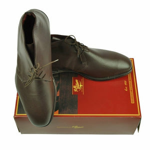R.M.Williams Boots in Chocolate - Ron Bennett Big Men's Clothing