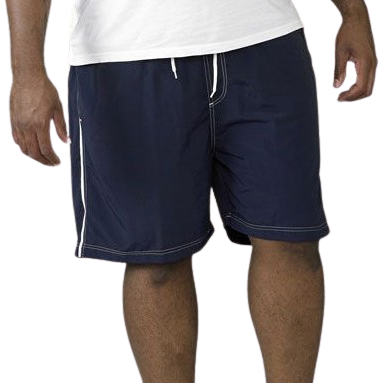 Quick Dry Full Length D555 Swim Shorts