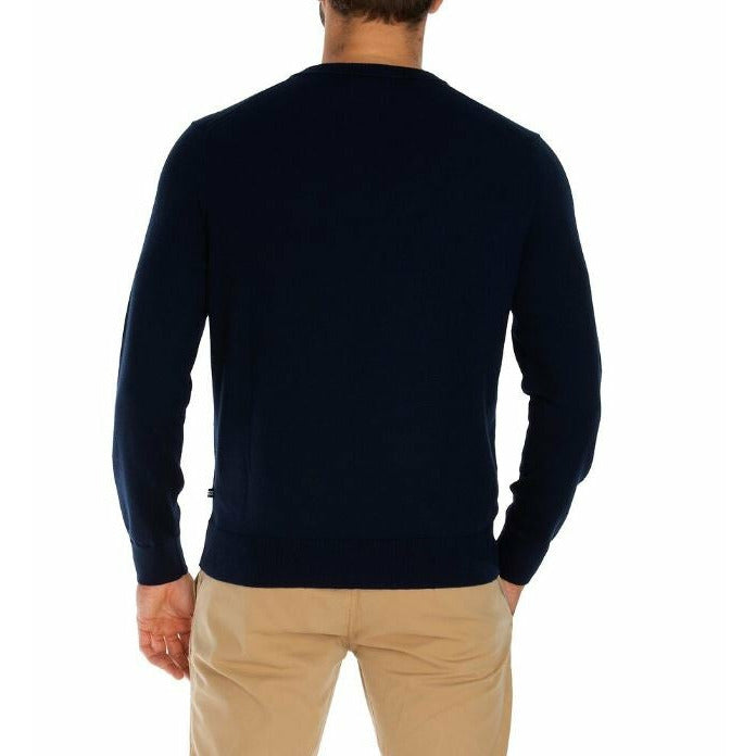 Nautica Navtech V Neck Sweater