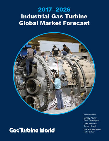 Gas Turbine Market Forecast 2017-2026