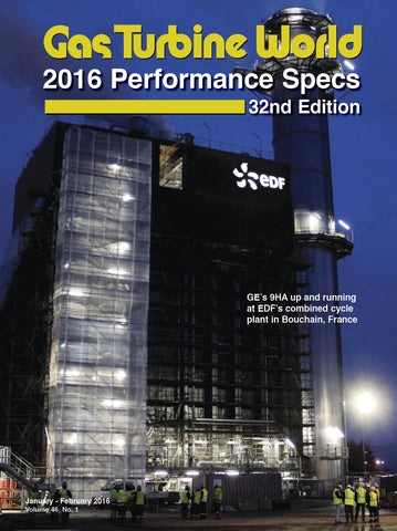 2016 PERFORMANCE SPECS, 32nd Edition