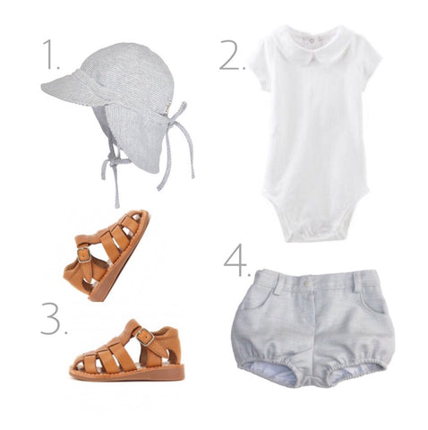 top summer must have's for baby