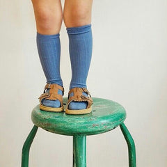the the knee socks for children