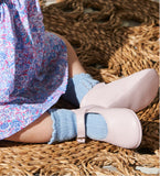 Short Lace Socks Summer Blue | Condor