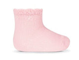 Warm Sock with Openwork Detail - Classical Child  - 2