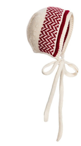 Baby Knitted Bonnet - Classical Child  - 4