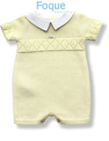Cotton Baby Romper | Foque