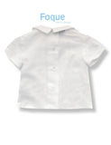 Cotton Blouse | Foque