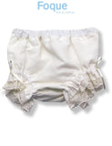 Cream Baby Bloomers | Classical Child