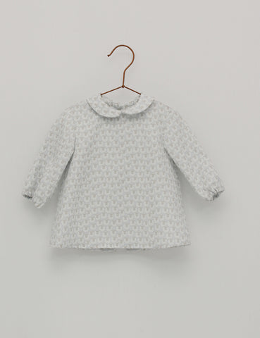 Peter Pan Collar Blouse | Foque