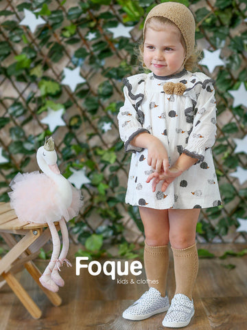 Hedgehog Dress | Foque