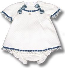 Dress, Bloomers & Bonnet Set - Classical Child  - 1