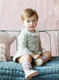 Ribbed Socks Linen - Classical Child  - 4