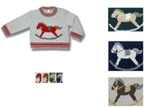 Rocking Horse Sweater - Classical Child  - 7