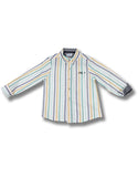 Boys Striped Shirt - Classical Child  - 2