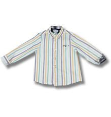 Boys Striped Shirt - Classical Child  - 1