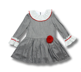 Foque Older Girls Dress - Classical Child  - 2