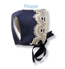 Luxury Baby Bonnet