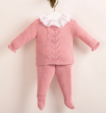 Dusty Pink Baby Set | Juliana