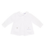 Blanco Baby Blouse